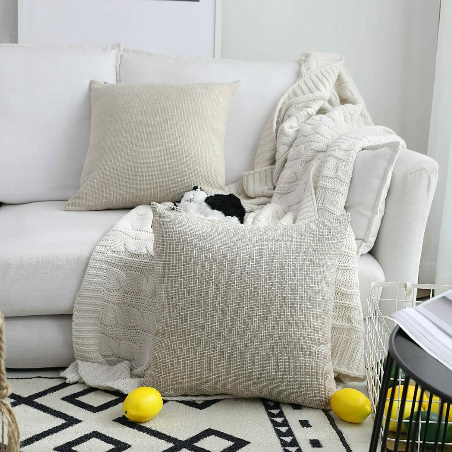 pair throw pillow covers by s 24