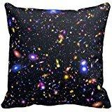 Personalized 18x18 Inch Square Cotton JWST Simulation Pop Ar