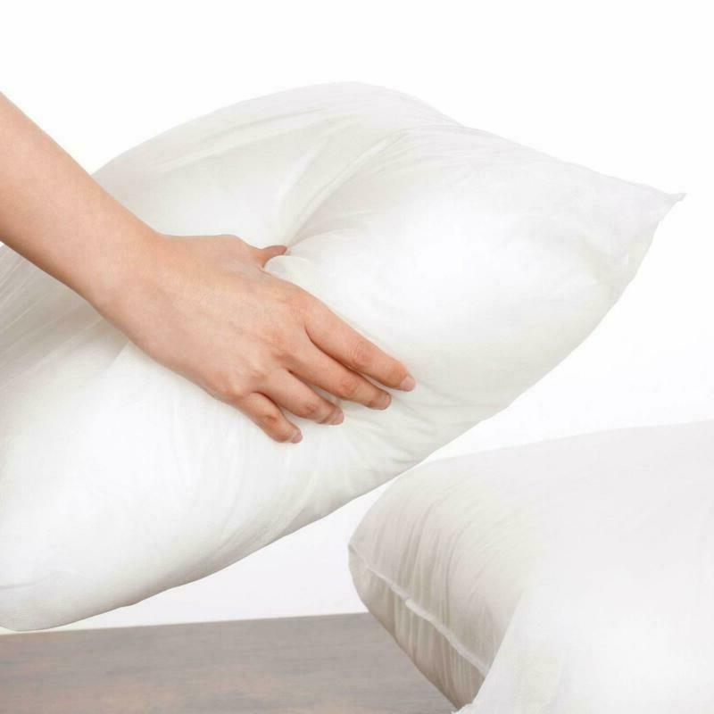Phantoscope Packs Throw Pillow Hypoallergenic Form Sham Stuffer