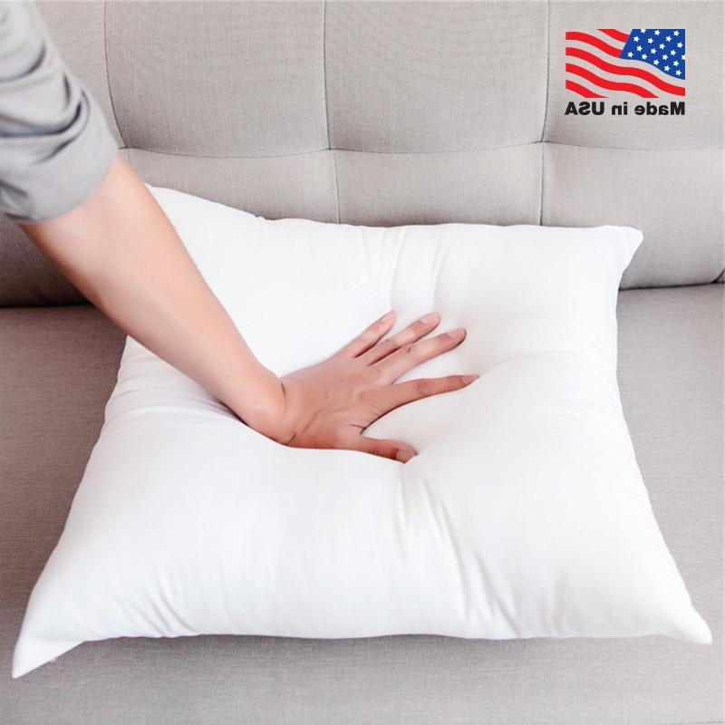 20x20 Factory Form Insert Euro Stuffing Throw Pillow
