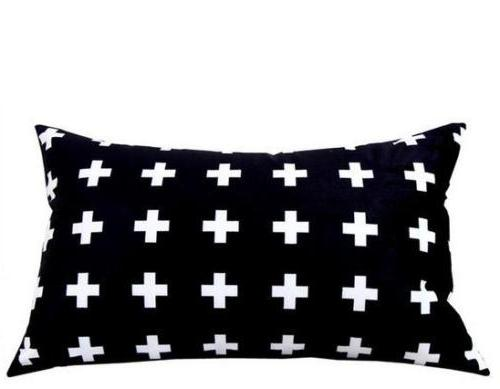 Rectangle Case Pillow Home Decor