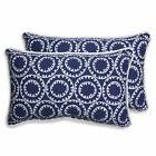 Pillow Perfect 568287 Outdoor Ring a Bell Rectangular Throw