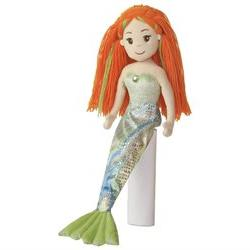 Sea Sparkles Meriel Red Head Mermaid 18 by Aurora