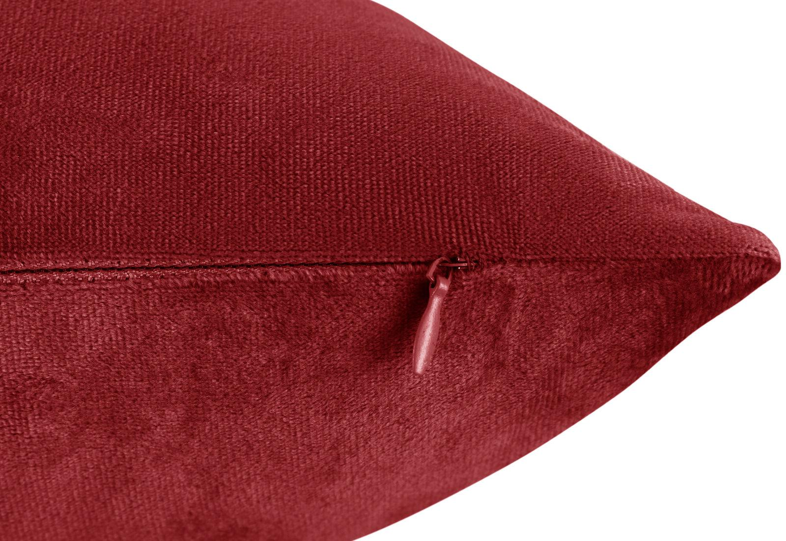 Throw Pillow of Velvet Cushion Cases 7 Sizes