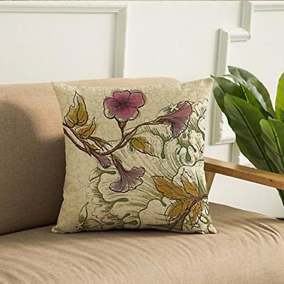 WOMHOPE Set of 4 Pillow Covers Pillow 18