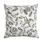 IKEA SNABBVINGE CUSHION COVER PILLOWCASE 20 x 20 Square Zipp