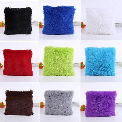 Soft Square Case Sofa Cushion Home