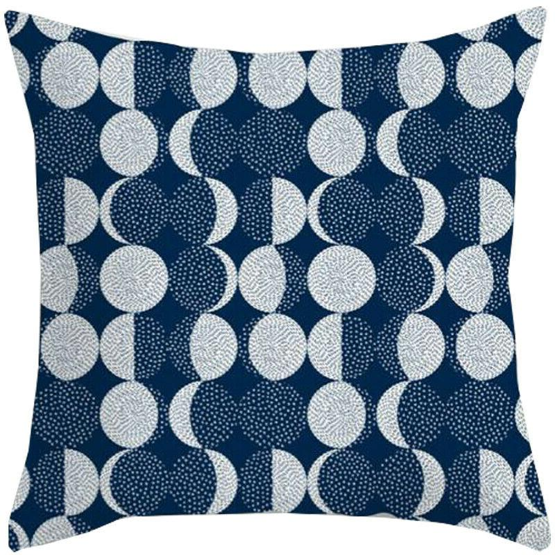 Square Pillow Case Cushion Cover Bedroom Waist Throw Fashion