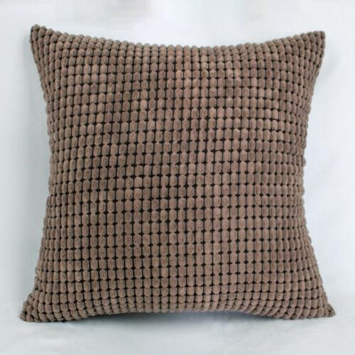 New Striped Pillow Cover