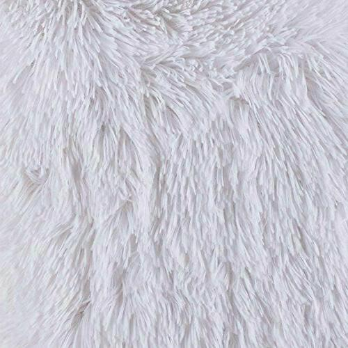 Pillow Faux Fur And