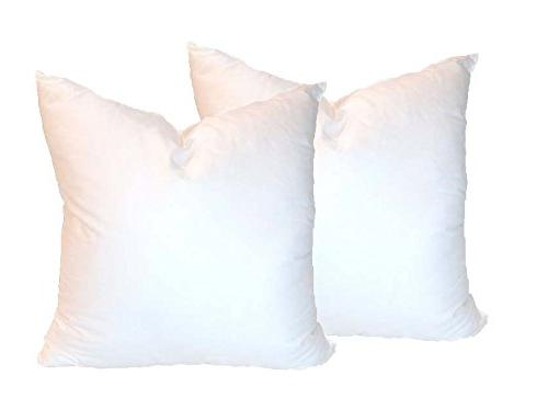 synthetic down alternative pillow inserts