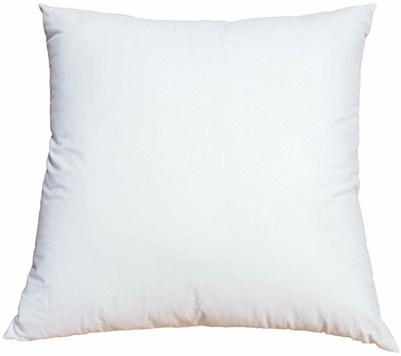 Pillowflex Synthetic Down Insert for Faux/Alternative (28 Inch