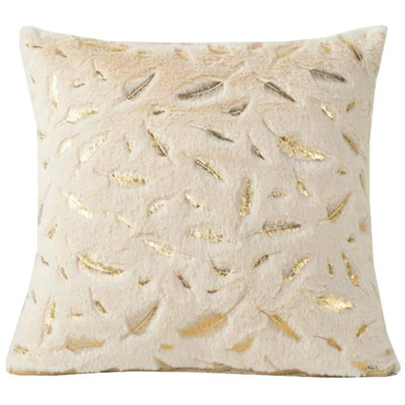 Throw Pillow with Couch Bed Square Soft