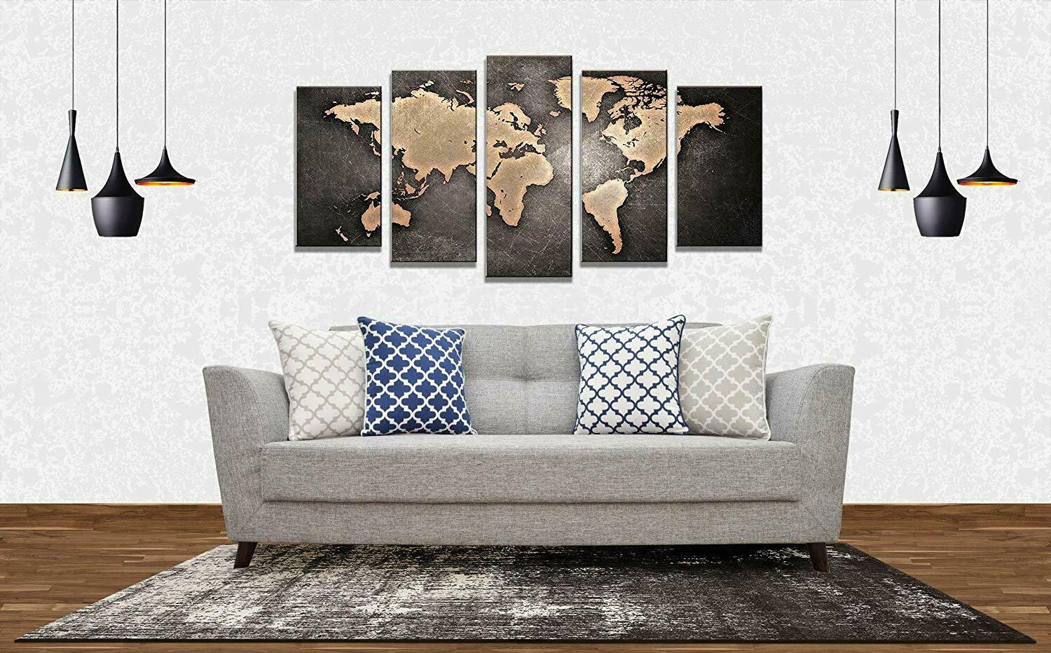 Throw Pillow Cover Printed Decorative 18x18