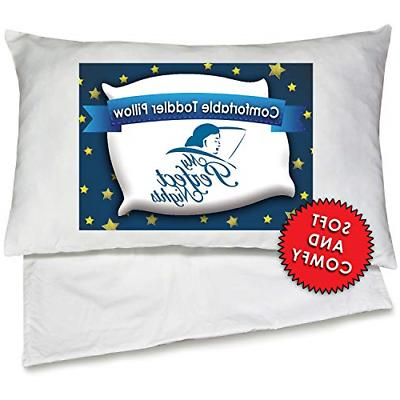 My Perfect Nights Toddler Pillow Includes Premium Quality Fi