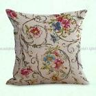 US SELLER-pillow covers for throw pillows retro vintage flor