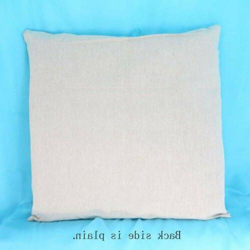 US of 2 retro cushion throw pillow covers