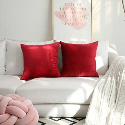 Kevin Textile Soft Throw Pillow Covers