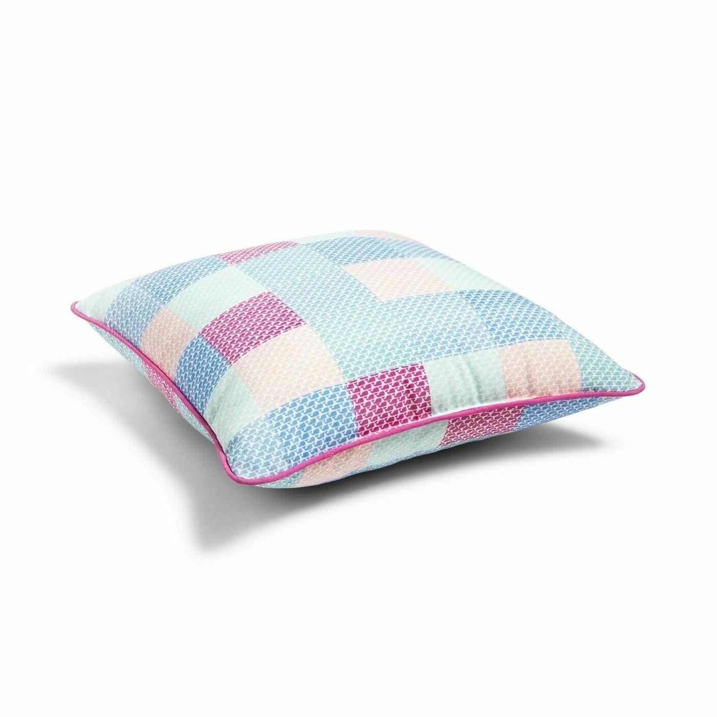 Vineyard Target 20 x Throw Pillow Pink Blue ON