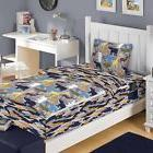 Zipit Bedding Wild Animals 3 Piece Reversible Bed-In-A-Bag S