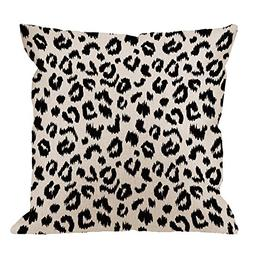 HGOD DESIGNS Leopard Pillow Cover,Decorative Throw Pillow Le