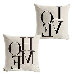 All Smiles Throw Pillow Covers Case Decorative Farmhouse Cot