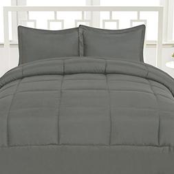 Aurora Bedding Luxurious Down Alternative Soft Solid Color C