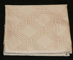 Fieldcrest Luxury Eurosham Euro Sham CREAM ICON nwot .PACKN