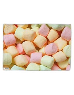 TooLoud Marshmallows All Over Standard Size Polyester Pillow