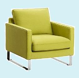 Strange Ikea Mellby Armchair Dansbo Yellow Green Interior Design Ideas Ghosoteloinfo