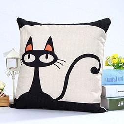 OSPI Modern Simple Style Decorative Pillowcase Cushion Cover