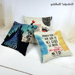 Nordic Style Cushion Cover <font><b>Royal</b></font> Scepter