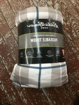 NWT Eddie Bauer Home Packable Down Alternative Throw Ultra L