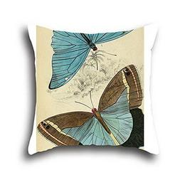 Mr Ozzello Oil Painting Butterfly Art Cotton Pillowcases Sta