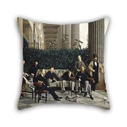 20 X 20 Inches / 50 By 50 Cm Oil Painting James Tissot - The