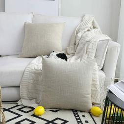 """Pair Throw Pillow Covers By Kevin Textiles 24"""" x 24"""", 61cm x"""
