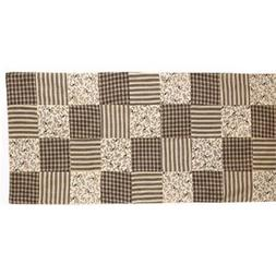 Patchwork Cotton Table Runner - Country House Collection - P
