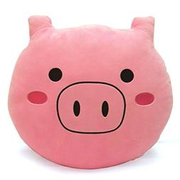 GBSELL Pik Pig Cotton Linen Pillow Cushion Decor Ultra Soft