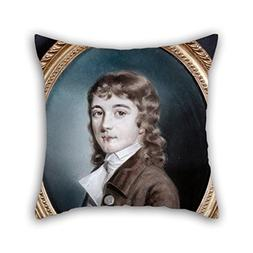 Pillow Covers Of Oil Painting Lawrence, Sir Thomas - A Boy,