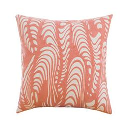 HWY 50 Pink Throw Pillows Case 18 x 18 inch A Piece Cotton C
