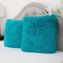 Sweet Home Collection Plush Faux Fur Soft and Comfy Throw Pi