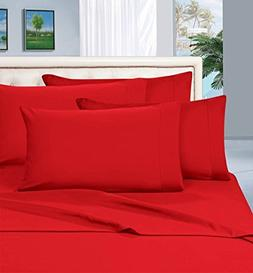 Luxurious Bed Sheets Set on Amazon! Elegant Comfort 1500 T