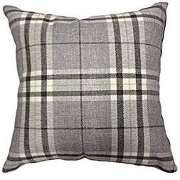 That's Perfect! Scottish Tartan Plaid Decorative Throw Pillo