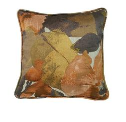 Sigety Fiji Floral Throw Pillow 16 X 16 luxury feather/down