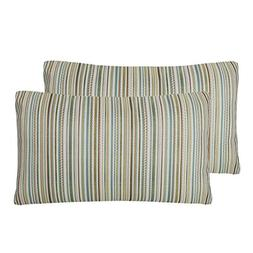 Pack of 2 Simpledecor Throw Pillow Covers Couch Pillow Shell