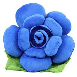 Patty Both Soft Lovely Novelty Colorfull Rose Flower Shape B