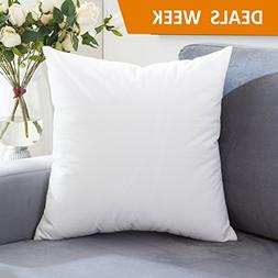 HOME BRILLIANT Ultra Soft Velvet Solid Decorative Throw Pill