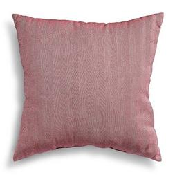 Threshold Solid 2 Pack Toss Pillow - Ruby  18X18