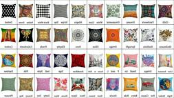 Special Design Decorative Square Throw Pillow Covers 16x16 I