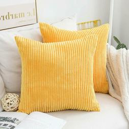 Home Brilliant Spring Decor Pillow Covers Super Soft Decorat